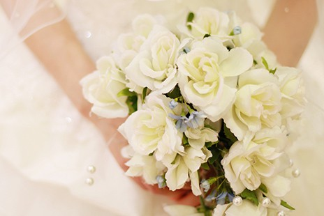 image:WEDDING BOUQUET